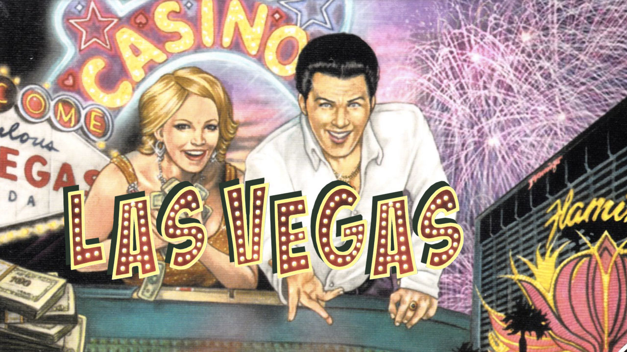 Las Vegas header image