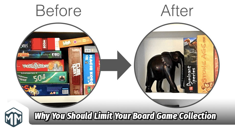 Why you should limit your board game collection header