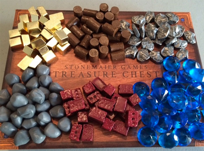 Stonemaier Games Treasure Chest