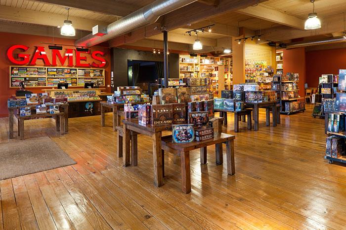 Card Kingdom in Seattle