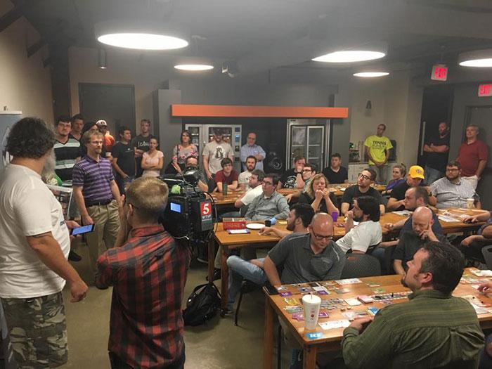 Nashville Game Night - September 2016