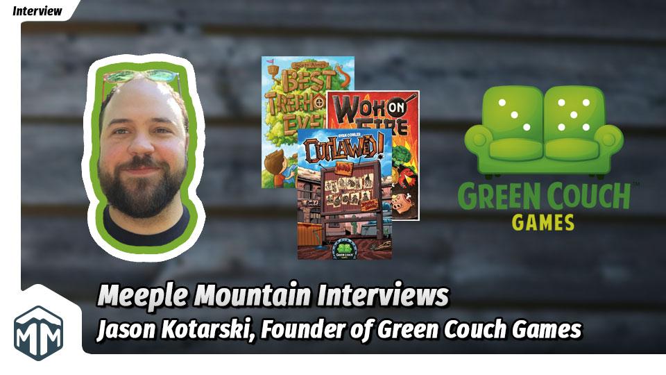 Jason Kotarski Interview
