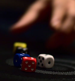 Dice are a great way to introduce randomness in your games