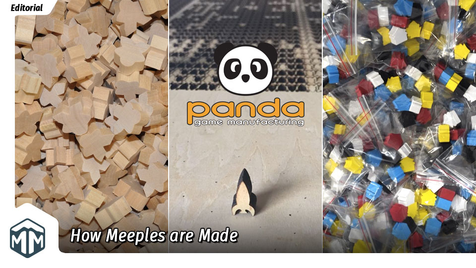 How Meeples are Made