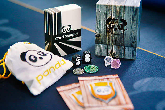 Parts of the Panda Game Development kit