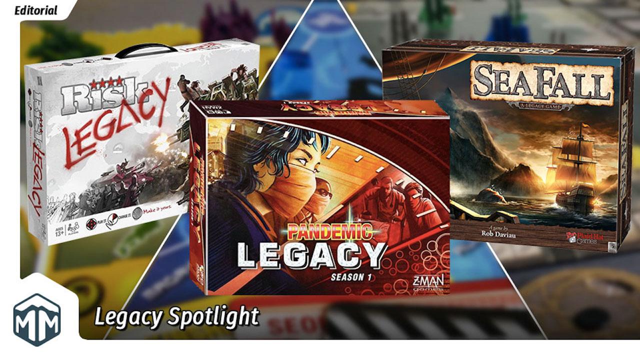Legacy Spotlight header