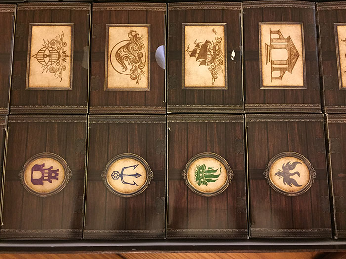 Seafall boxes