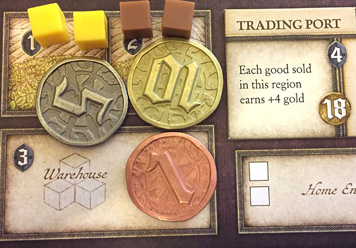 Seafall resources and buildings