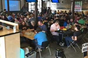 Nashville Tabletop Day at Emma