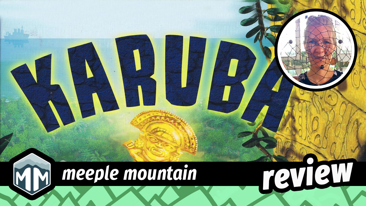 Karuba Review - Be the First to Reach the Temple | Meeple Mountain image