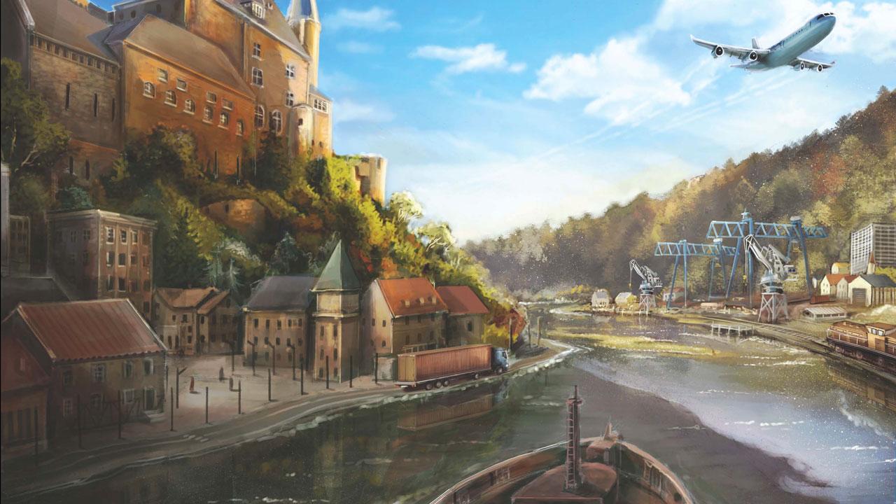 Rhein: River Trade header