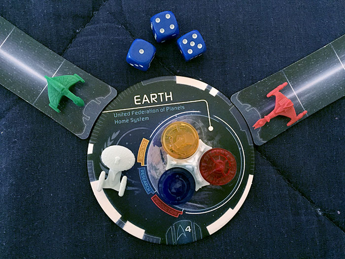 Star Trek Ascendancy Review - The First Galactic Accords | Meeple