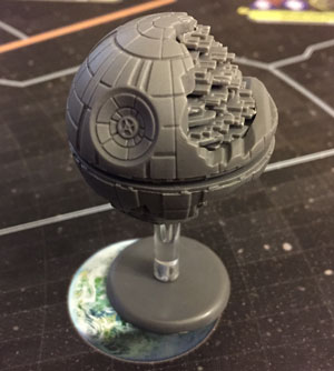 That amazing Death Star