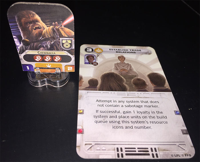 Star Wars: Rebellion - chewbacca
