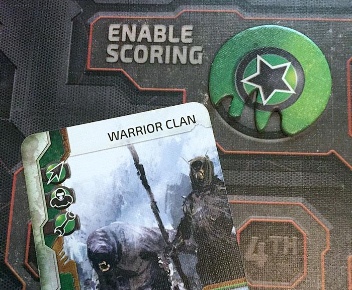 Enable scoring