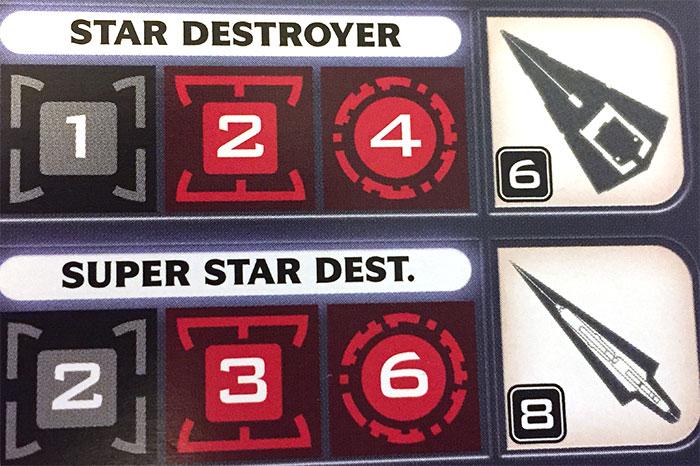 Star Wars: Rebellion - ship transport