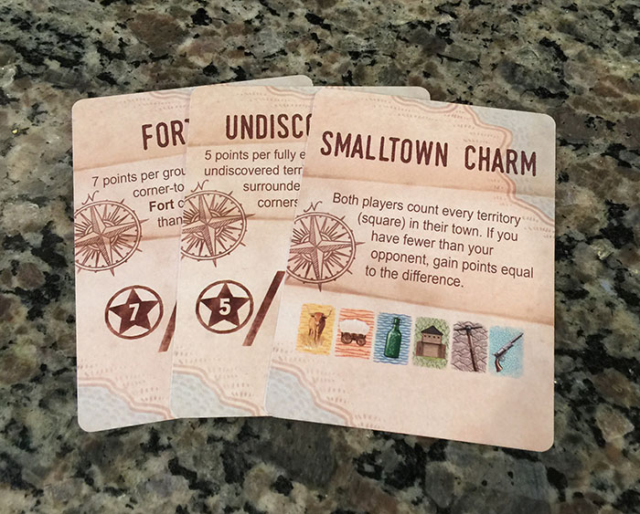 Bonus card: Smalltown Charm