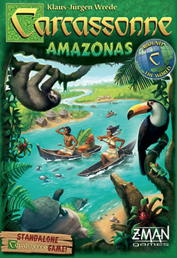 Carcassonne: Amazonas box