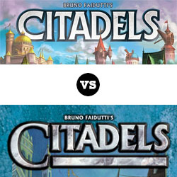 Citadels old and new box covers