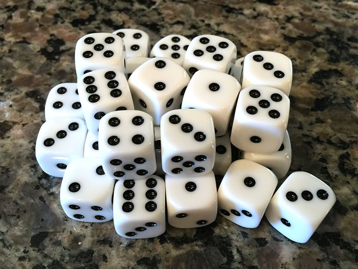 Colony stable dice
