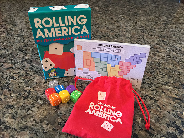 Rolling America components
