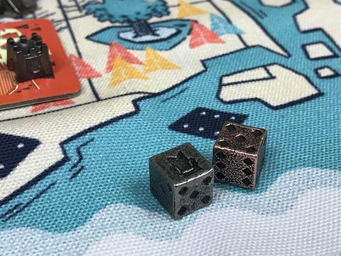 Dragoon dice