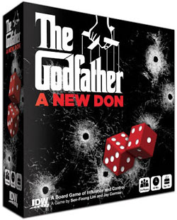 Godfather: A New Don cover