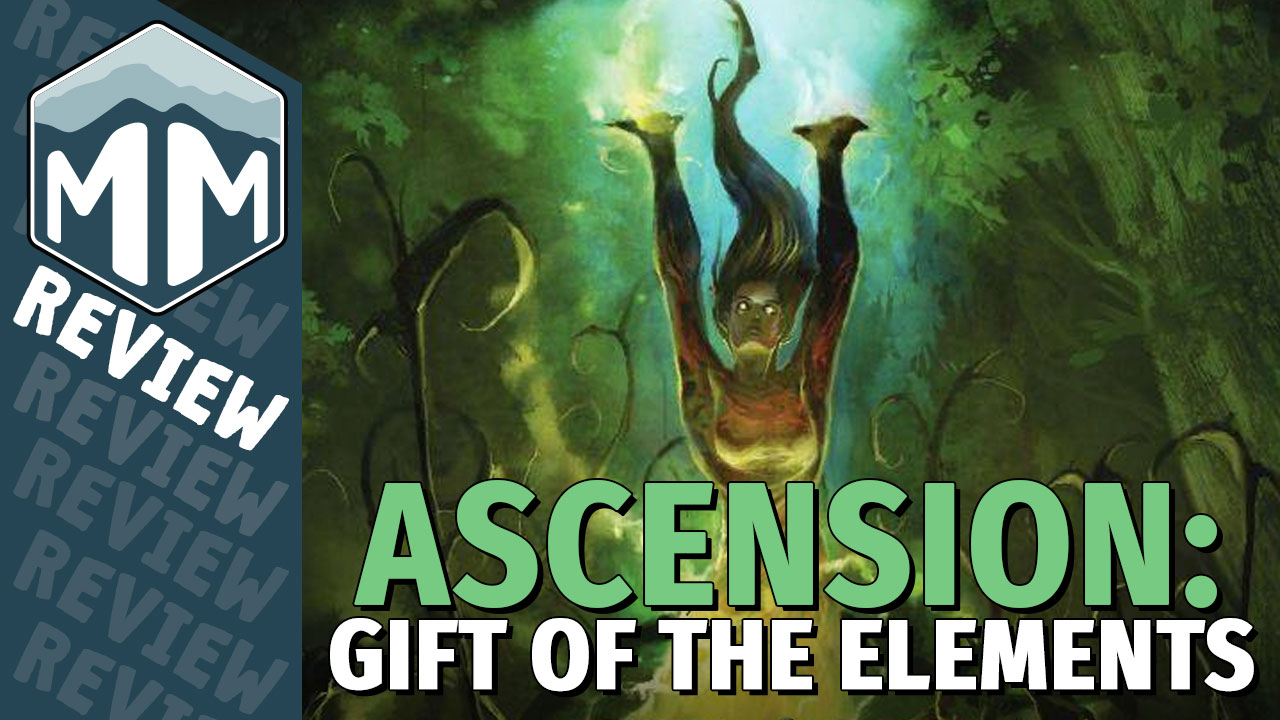Ascension - Gift of the Elements Review - Gary Arant, Justin Gary   Meeple Mountain image