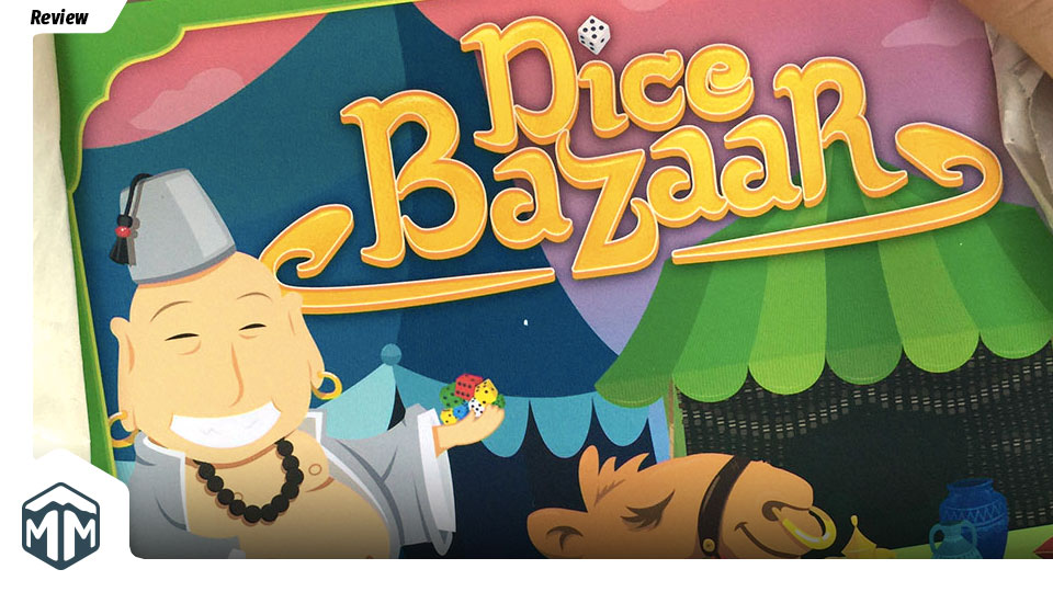 Dice Bazaar Review - Fedor Sosnin | Meeple Mountain image