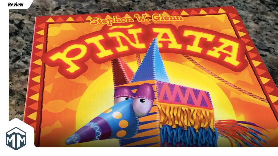 Piñata Review - Stephen Glenn | Meeple Mountain image