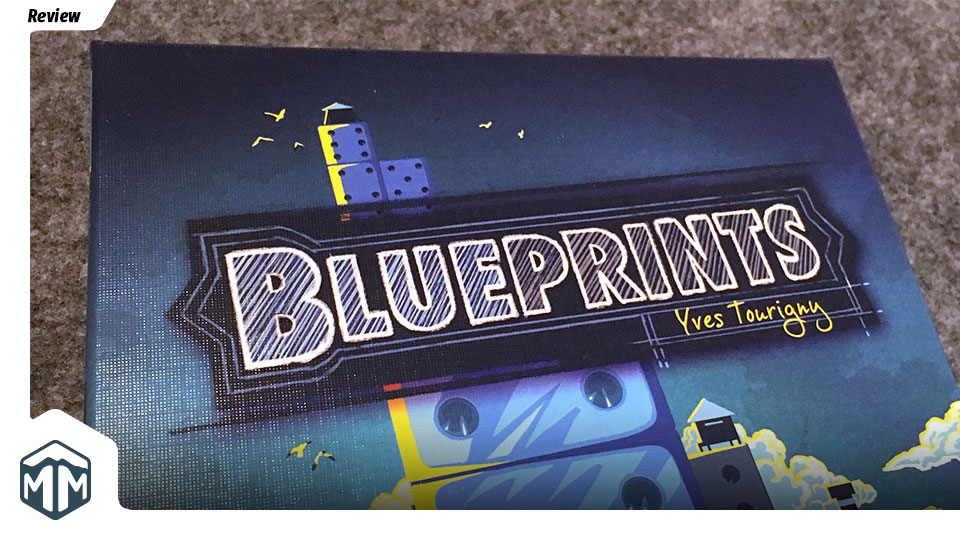 Blueprints Review - Yves Tourigny | Meeple Mountain image