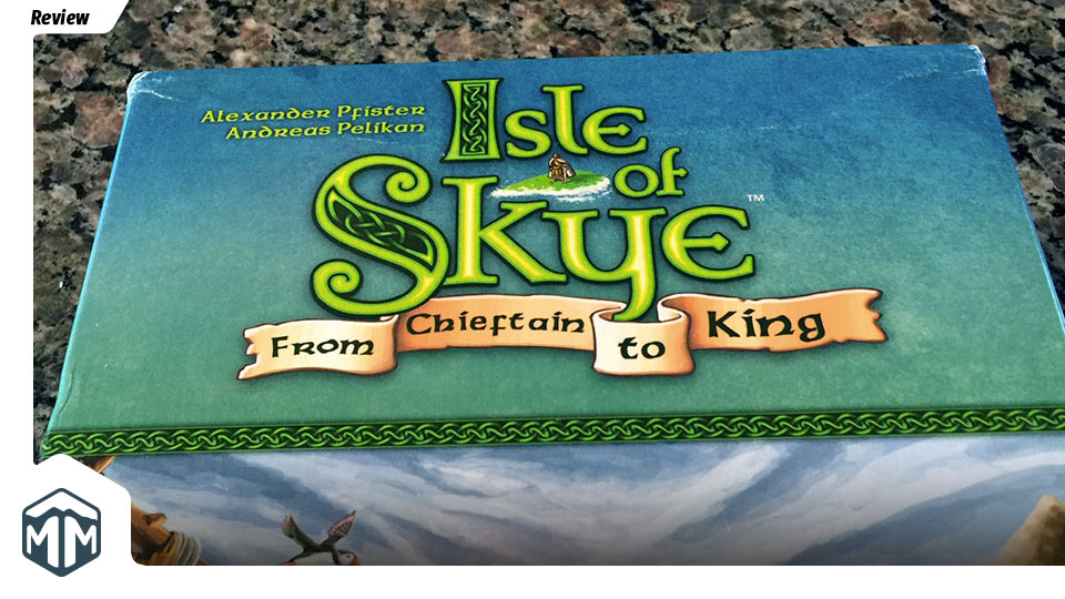 Isle of Skye Review - Come With Me to the Winged Isle | Meeple Mountain image