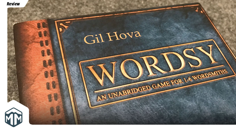 Wordsy Review - Gil Hova | Meeple Mountain image