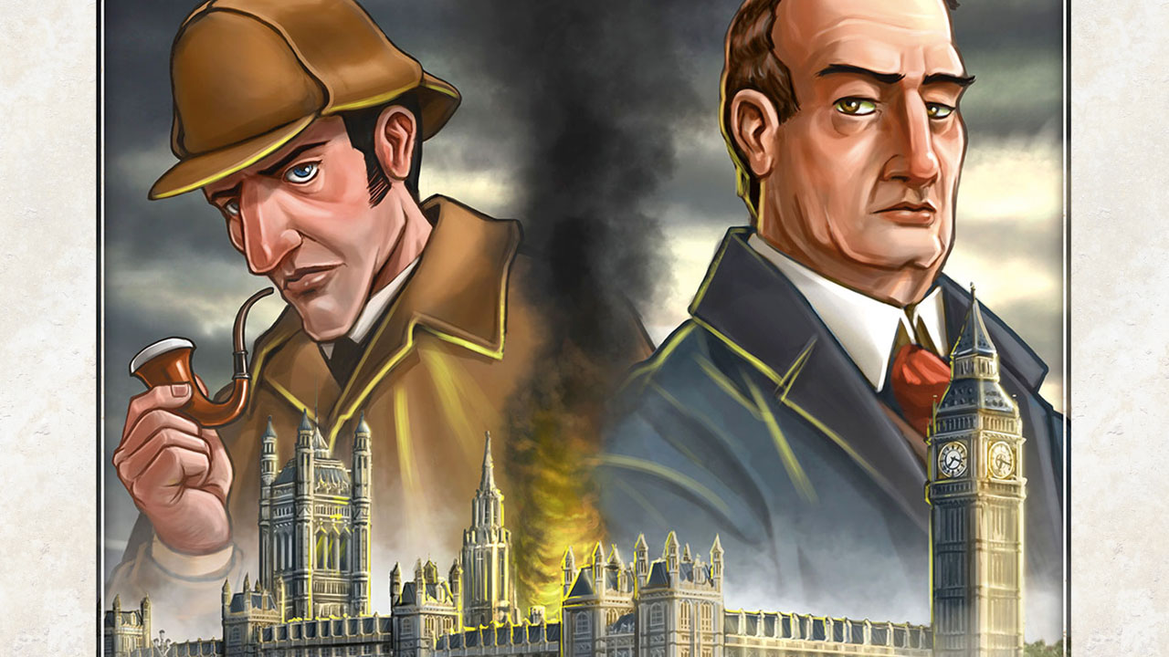 Holmes, Sherlock & Mycroft review - The Explosion on the Thames | Meeple Mountain image