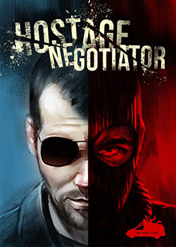 Hostage Negotiator box cover