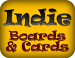 Indie Board and Cards logo