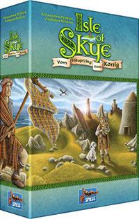 Isle of Skye box cover