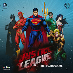 Justice League Board Game