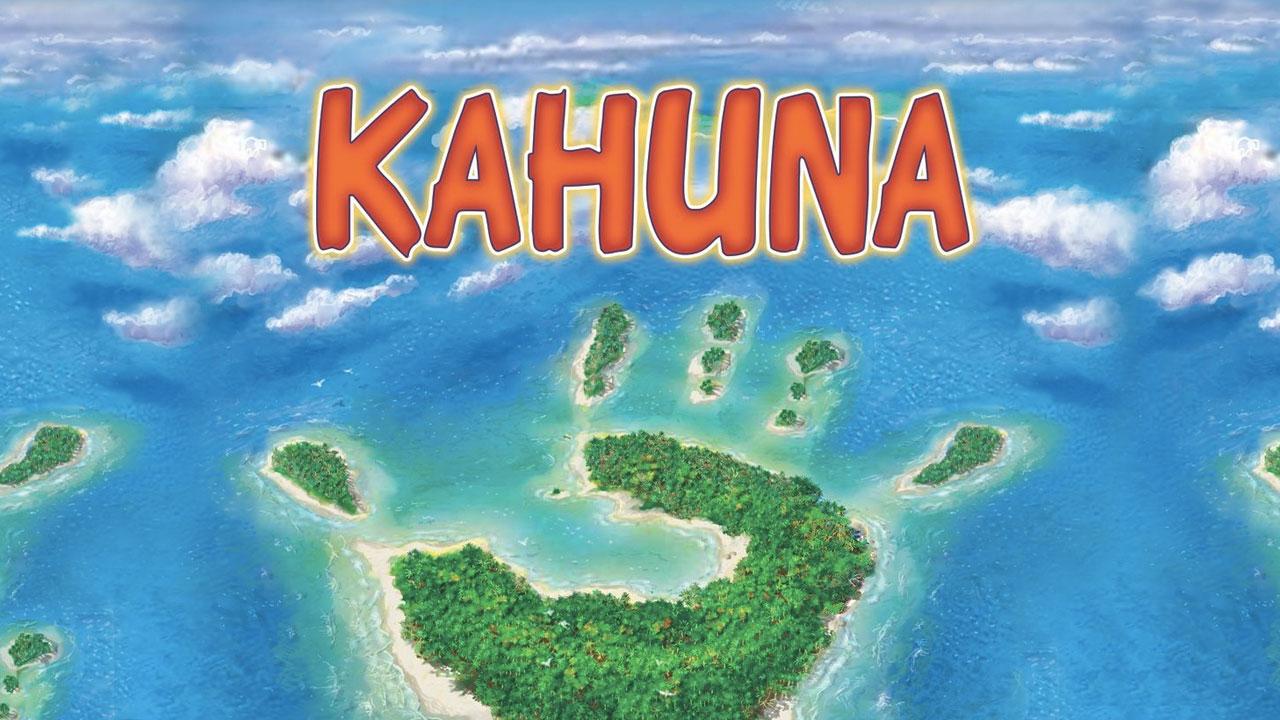 Kahuna review header