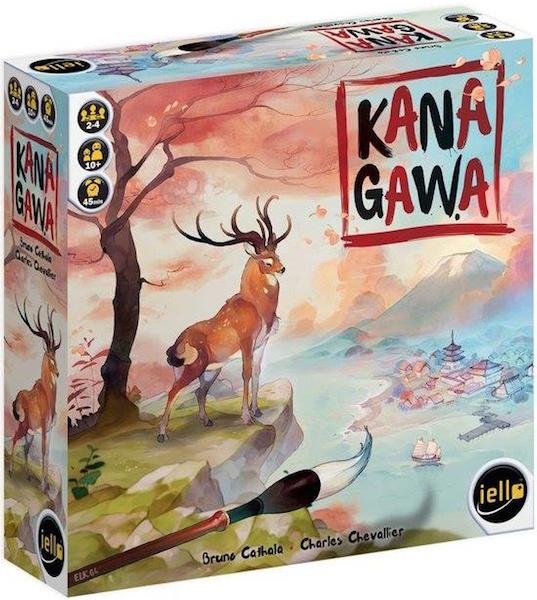 Kanagawa cover art