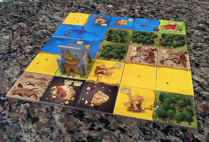 Kingdomino overview