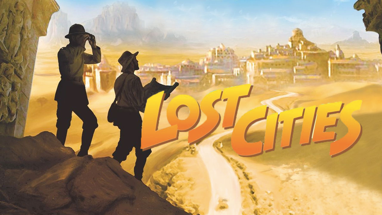 Lost Cities review header