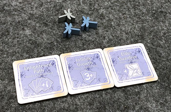 Lotus bonus tiles
