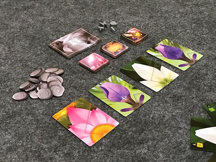Lotus general draw deck
