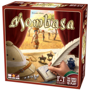 Mombasa box cover