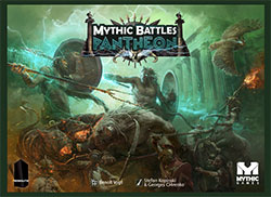 Mythic Battles: Pantheon covers