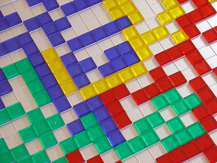 Blokus game pieces