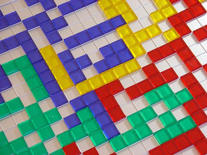 Blokus game pieces