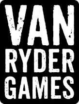 Hostage Van Ryder Games logo