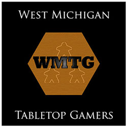 West Michigan Tabletop Design Group logo
